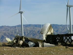 Fallen Windmill 2