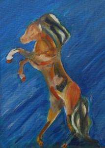 McKean Fire Horse 2