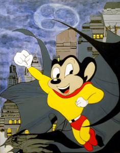 McKean Mighty Mouse