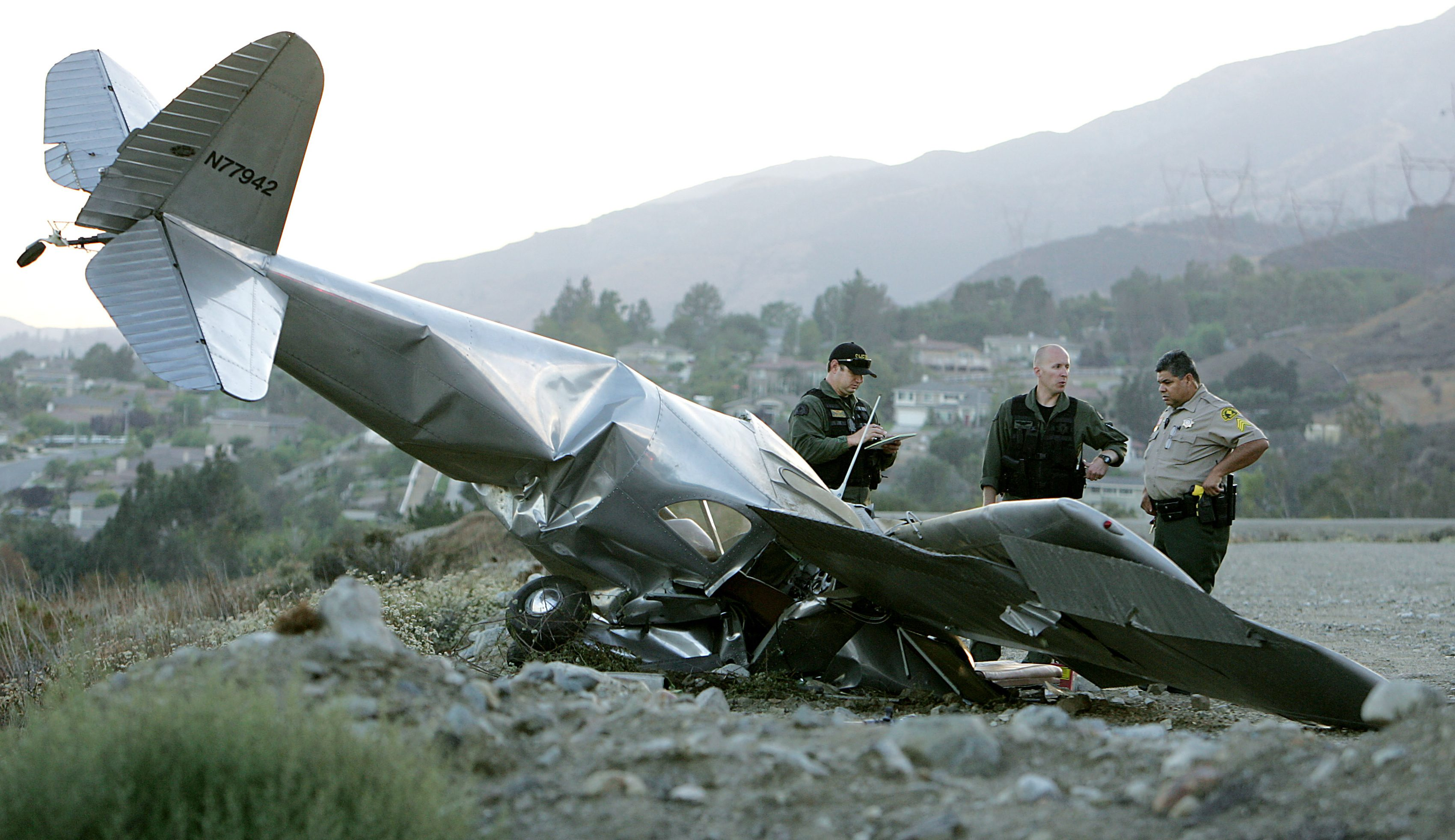Mountain Lions and Plane Crashes – Within the Panorama